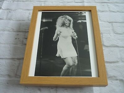 Framed Lobby card Front house Press Promo photo Tina turner whats love got to do