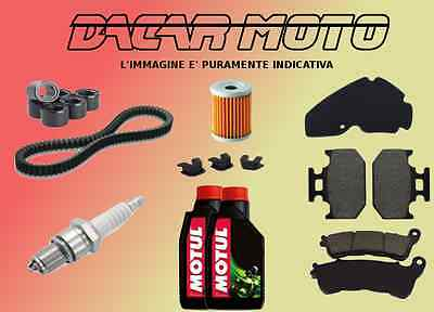 Cutting Kit Piaggio Vespa Et4 125 1996 1997 1998 Belt - Rollers - Other