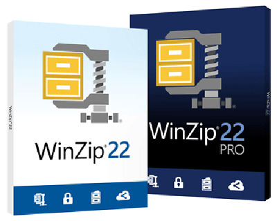 Winzip 22 LAST VERSION - Lifetime License On Your Name