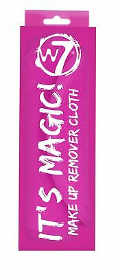 W7 It's Magic! Make Up Remover Face Cloth Dermatologically Approved
