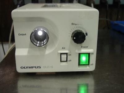 Olympus Clk-4 Cold Light Supply  Guaranteed Working