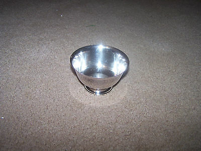 Silverplated Tiny Candy Dish in Paul Revere Style