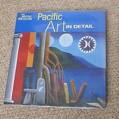 Pacific Art In Detail Polynesian Tribal Art Reference Book British Museum Press