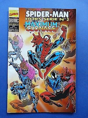 VF - Semic editions - Spider-man - hors série n° 3 - Maximum clonage alpha