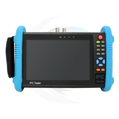 "7"" Touch Screen Tester 5 In 1 IP AHD TVI log PTZ control and call Camera"