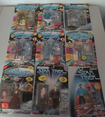 ( Tb B1) Star Trek Figurines de Playmates Neuf Scellé