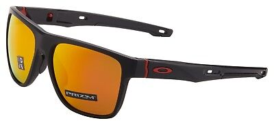 276ccfb843d OAKLEY CROSSRANGE XL Sunglasses OO9360-1258 Matte Black