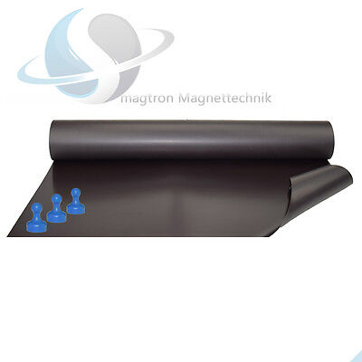 Iron Foil - Raw Uncoated the - 0,4mm x 0,62m x 1m - Magnetic Foil