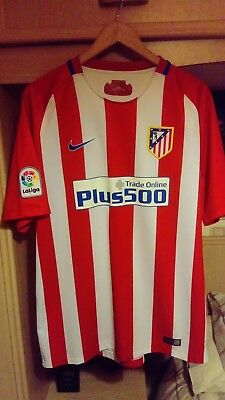Atletico Madrid Football Top 2016/2017. XL.