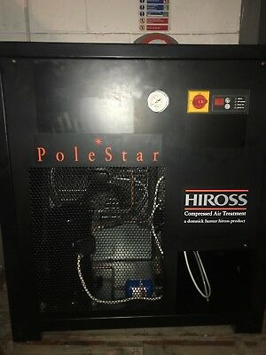 Pole Star Hiross Air Cooler Compressed Air Treatment Unit Pgn 140
