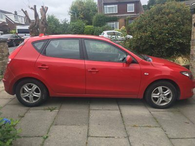 HYUNDAI i30 COMFORT 1.4- 2009 58 PLATE - ONE OWNER FROM NEW GENUINE 55,000 MILES