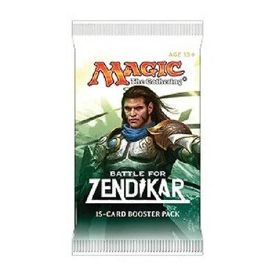 Magic the Gathering 10 Booster Battle for Zendikar englisch neuste Edition.,.,,