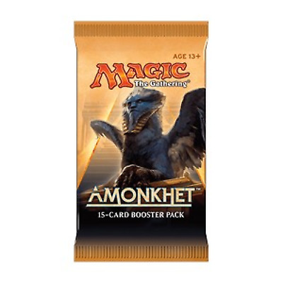 TCG Magic the Gathering 8 Booster Amonkhet deutsch/englisch