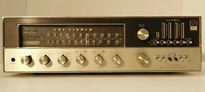 Fisher 800T Receiver Clean Tested Working Nice!!