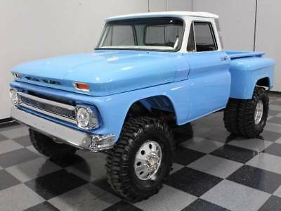 1965 Chevrolet C-10 Step side 1965 Chevrolet c10 Dually Stepside