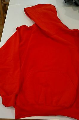 Gildan, Heavy Blend Hoody, Child Medium, Orange