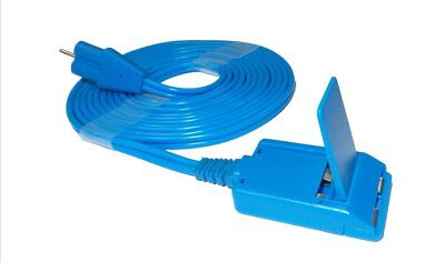 Bovie Compatible Grounding Pad Cable