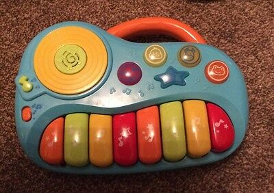 musical farm sounds piano toy