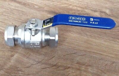 Crosco Ball Valve 28Mm Dn25 Pn25