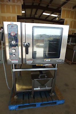 Alto Shaam 7.14 MLS Combitherm Boilerless Combi Oven Electric with Drain Caddy