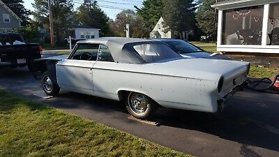 1963 Ford Other 500 Convertible 1963 Ford Galaxie 500 Convertible