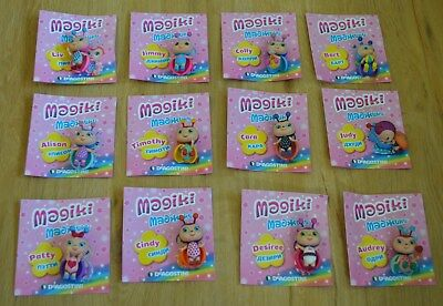 DeAgostini Magiki Ladybirds Marienkäfer Display Booster Figuren aussuchen Set