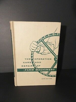 John Deere Operation, Care & Repair of Farm Machinery 28th Edition Book