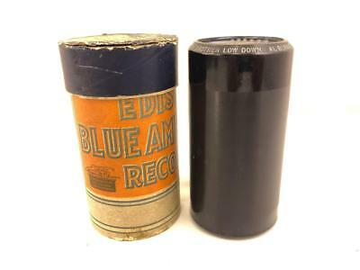 Antique Edison 4 Min 4496 Record - Brother Low Down