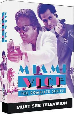 Miami Vice - The Complete Series DVD Set