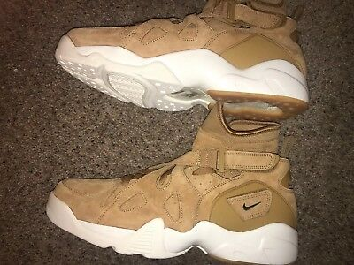 best website d25e9 2830a Nike Air Unlimited wheat size 12.5 889013 200 Flax Outdoor Green Sail retro  tan