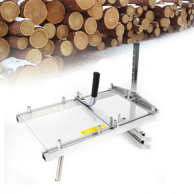 """NEW Portable Chainsaw mill 20"""" Inch Planking Milling Bar Size 14"""" to 20"""""""
