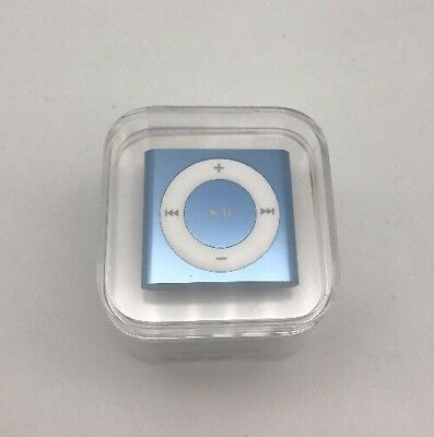 Apple iPod Shuffle 4th Generation 2 Gb Model A1373 Blue - Excellent