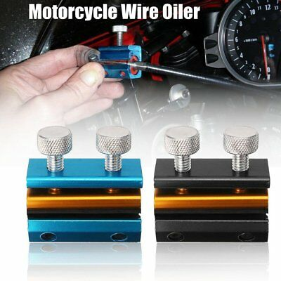 Dual Cable Lube Luber Lubricator Lubricant tool Motorcycle Scooter Bike ATV