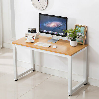 New Computer Desks PC Laptop Table Wood Workstation Study Home Office Furniture