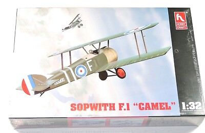 Hobbycraft Sopwith F.1 Camel HC1685 1/32 Camels in British Service New & Sealed