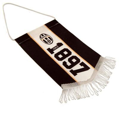 Juventus FC Mini Pennant - Great for Car Display!