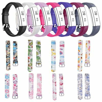 Kids Replacement Soft Wristband Watch Band Strap Bracelets For Fitbit ACE