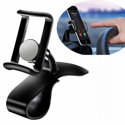 360° Mount Holder Car dashboar Stand For Mobile Cell Phone GPS iPhone Samsung