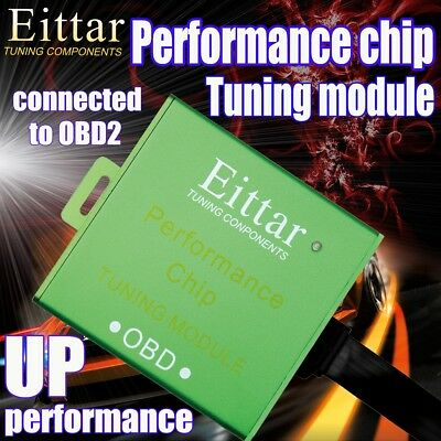 Auto OBD2 OBDII performance chip tuning module for Volkswagen VW Derby 2006+