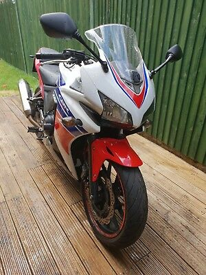 Honda cbr500r 2015 (65) HRC Colours