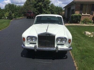1969 Rolls-Royce Silver Shadow  Rolls-Royce Silver Shadow