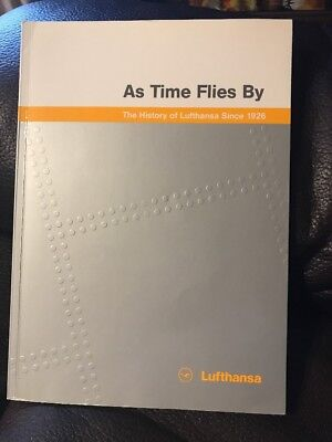 Lufthansa:  As Time Flies By (History Of Lufthansa)