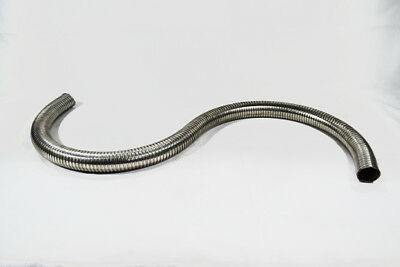 Stainless Steel Flexible Polylock Tubing Pipe 304 Grade All Sizes And Lengths