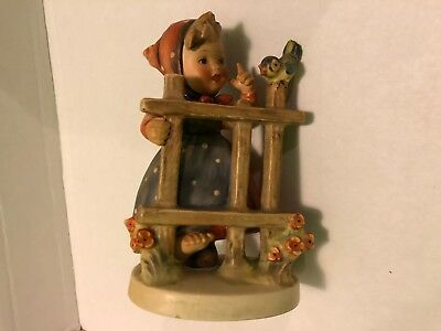 "Vintage Hummel # 203/1 ""Signs of Spring"" 5,5"" tall"