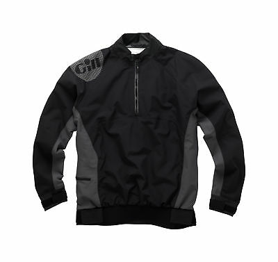 Gill Men's Black Pro Top - Extra Large