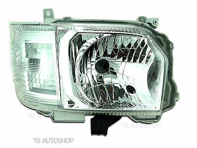 For Toyota Hiace Commuter Van D4D 2015 2016 RH Front Head Lamp Light Replacement