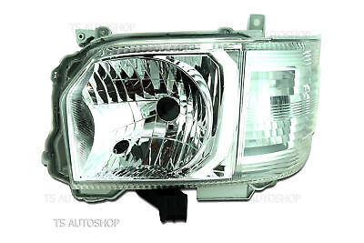 For Toyota Hiace Commuter Van D4D 2015 2016 LH Front Head Lamp Light Replacement