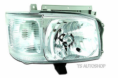 For Toyota Hiace Commuter Van D4D 2005-2010 RH Front Head Lamp Light Replacement