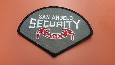 Security Service San Angelo Patch