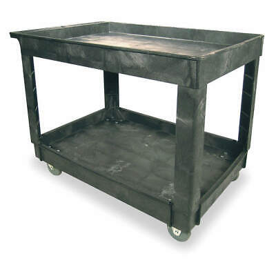 RUBBERMAID COMMERCIAL PRODUCTS Utility Cart,500 lb. Load Cap., 3485207